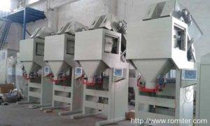 Automatic Charcoal Weighting Packing Machine