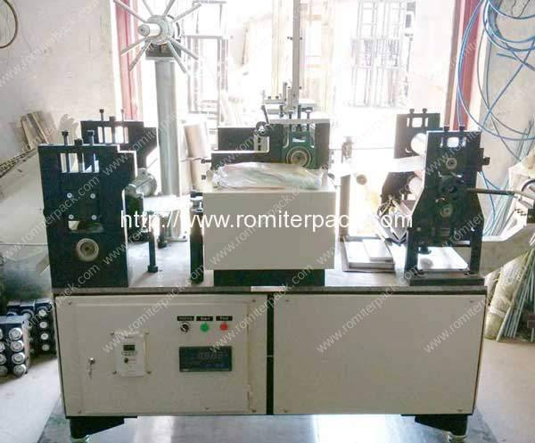 Tongue Depressor Stick Four Side Sealing Packing Machine