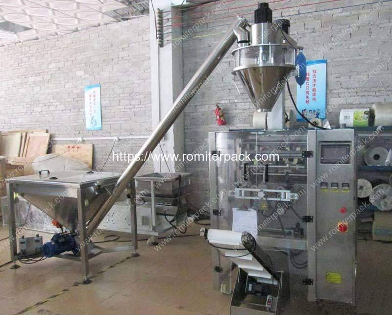Automatic Powder Auger Filling Packing Machine