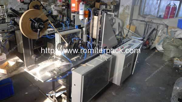 Ice Cream Stick Bundling Packing Machine