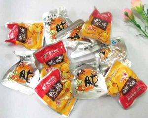 Snacks-Vacuum-Packing-Machine