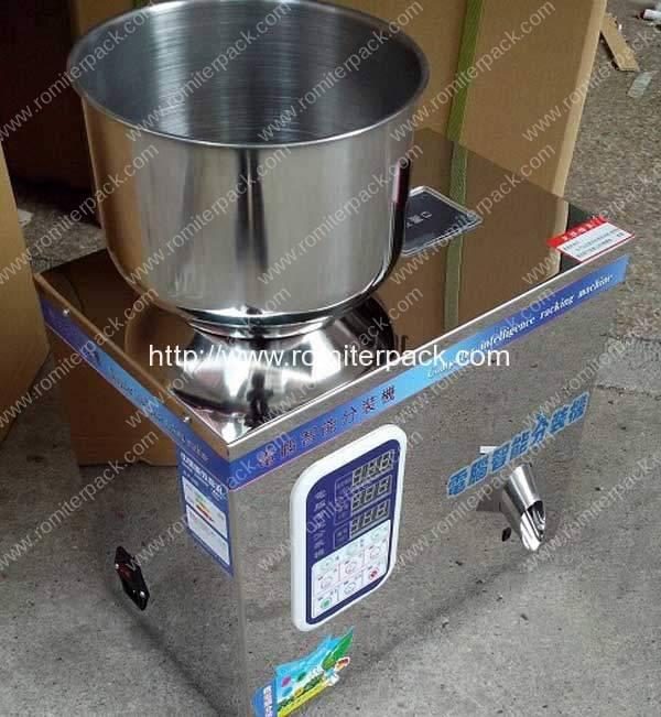 Semi Automatic Powder Granules Filling Machine