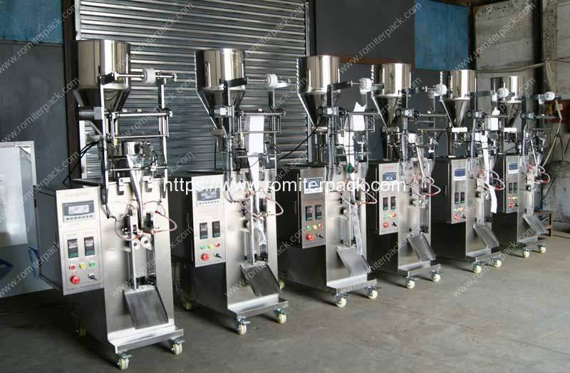 Automatic-Granule-Volume-Measuring-Packing-Machine